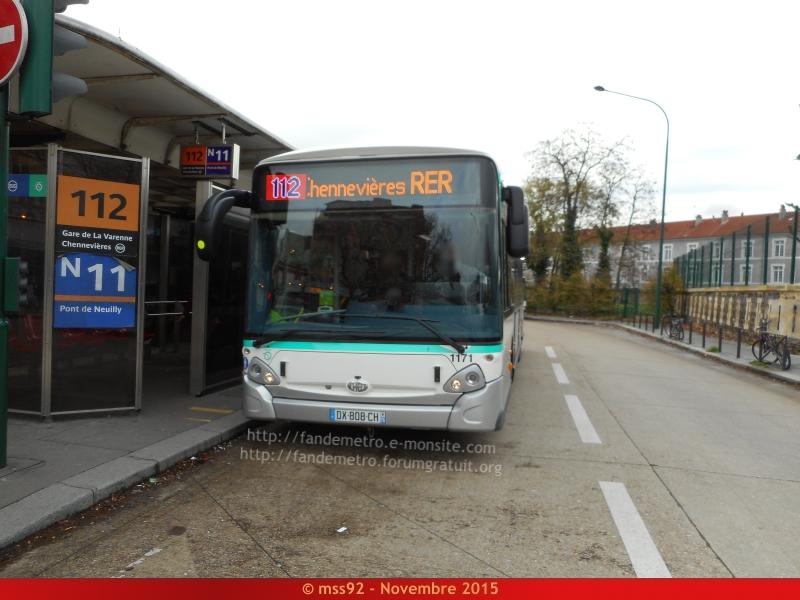 [RATP] GX 337 : Électrique, Hybride et GNV - Page 2 573033DSCN1227