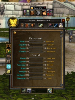 Guide sur l'addon TotalRoleplay: TRP 2 & 3 573354Personnalite