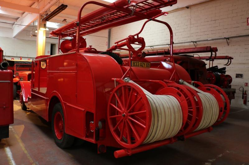 Des camions à gogo....Musée des sapeurs pompiers de Lyon 573442IMG6872