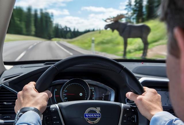 Bientôt un futur sans accident pour Volvo Cars grâce à l'ouverture du centre d'essais AstaZero 573745AstaZeroRuralroad2