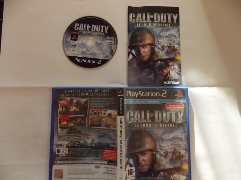 Call of Duty : Le jour de gloire 573773Playstation2CallofDutylejourdeGloire