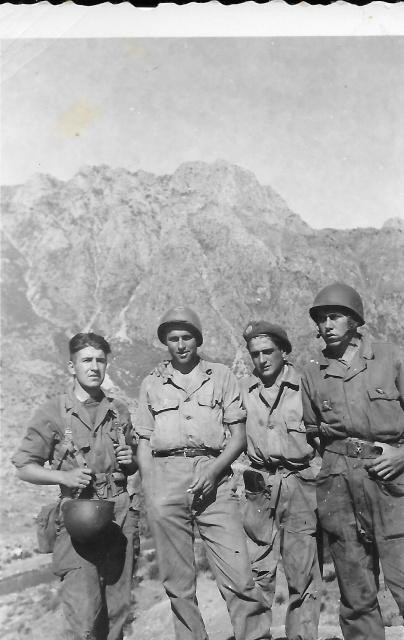 1948/1950 Algérie 2ème Bataillon du 1er R.C.P. 5738551915