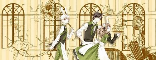 «  Vous désirez quelque chose? Ah, quelle phrase abjecte. » ϟ Prince charmant. ♥ [Terminé] 573897auber