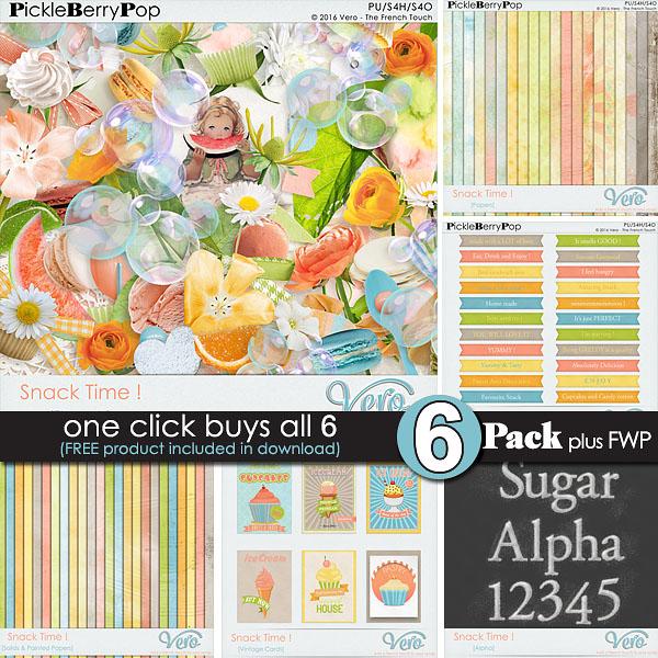 Véro - MAJ 02/03/17 - Spring has sprung ...  - $1 per pack  - Page 10 574674Verosnacktime6Pack