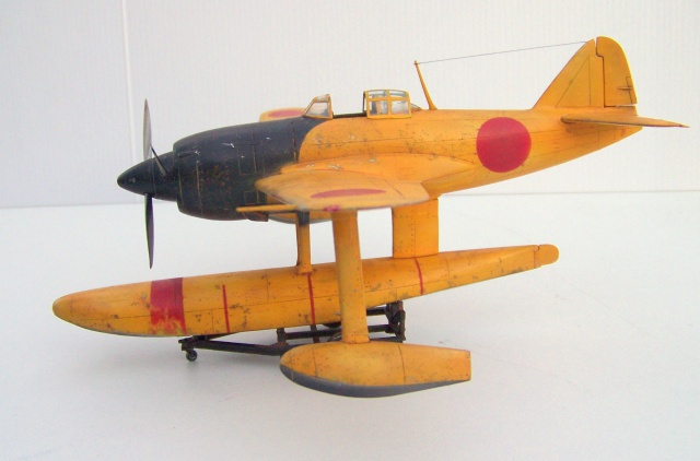 "Nakajima N1K1 Kyofu"" Rex"".Tamiya 1/48 5746811084307"