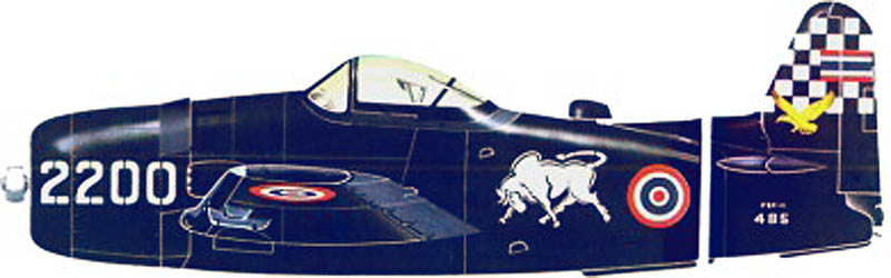 [Vintage] [Monogram Revell] F8-F1 Bearcat Thailandais... (Français...) 575286BearcatThai03