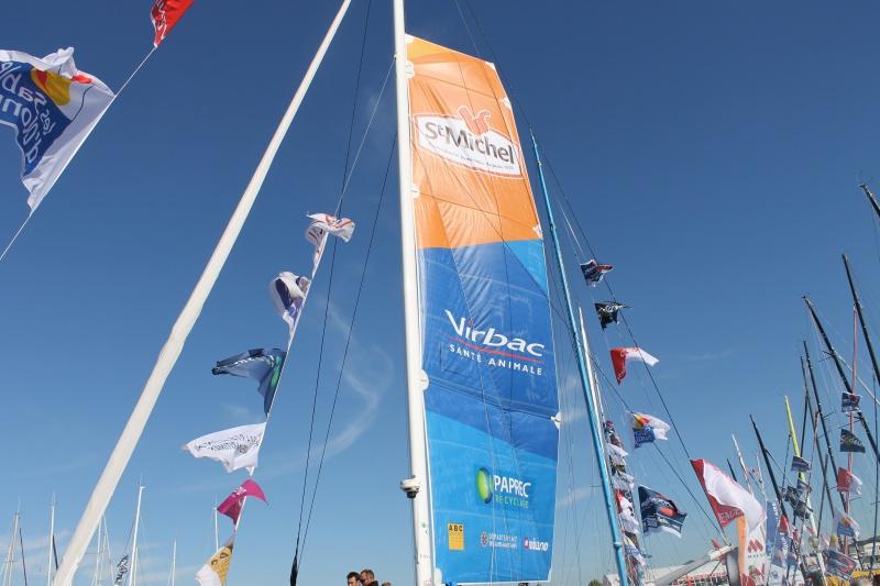 Visite du village et du ponton du Vendée Globe le 25/10/16 575309IMG4506