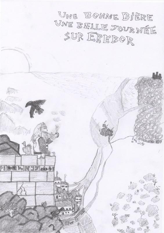 Concours de dessin n°3 : Sda/Hobbit  - Page 2 575347dessinsda