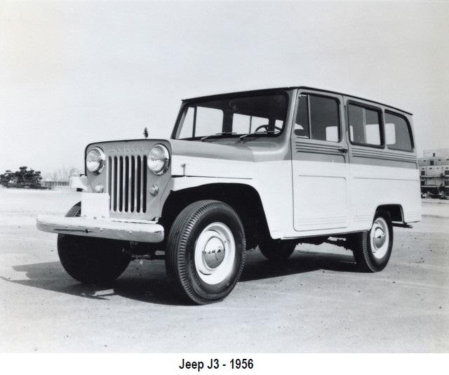 1917-2017 : 100 ans d'automobiles Mitsubishi - 80 ans de patrimoine 4x4 576562jeepj3wagon1956