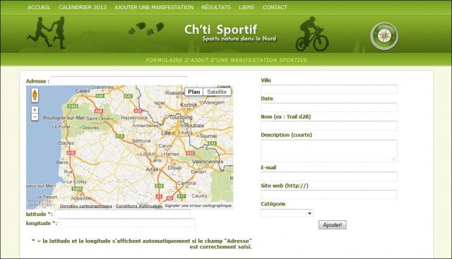 Ch'ti Sportif : sports nature dans le Nord 578012ajout