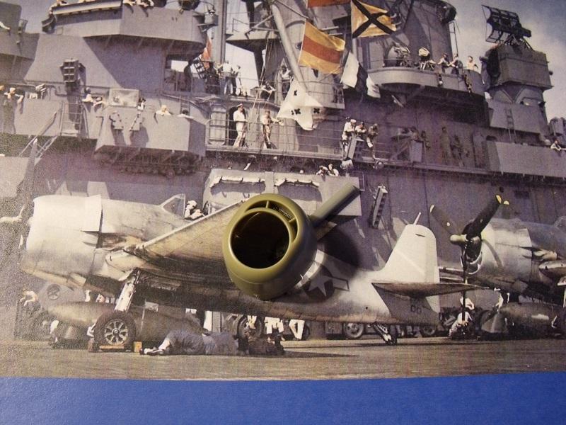Grumman F6F-5 Hellcat - Eduard - 1/72 578021GrummanF6FHellcat016