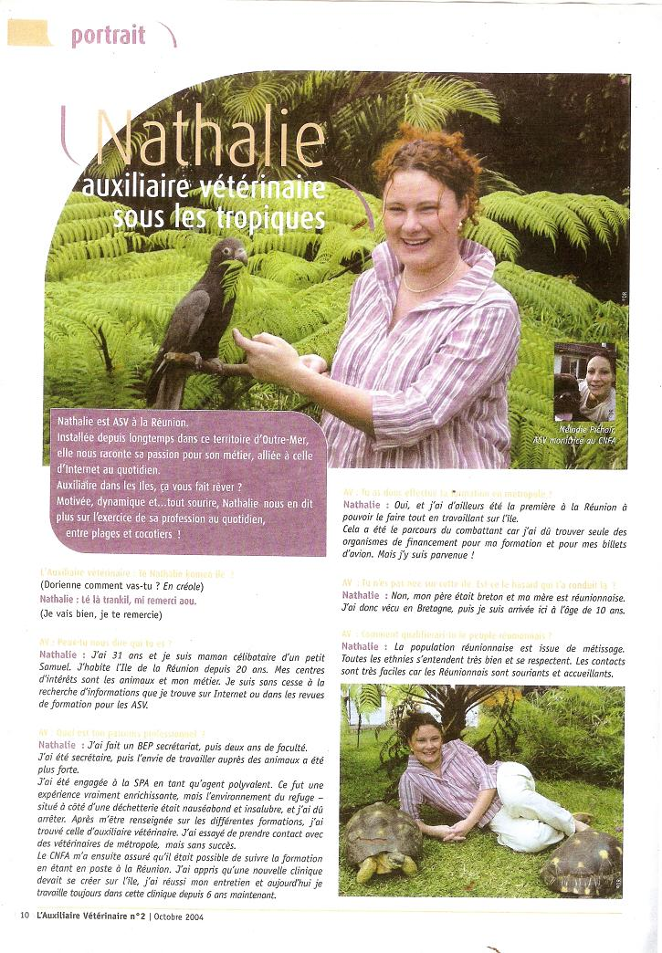 Présentation de Dorienne ASV - Fondatrice du forum - Page 4 578107artcile6