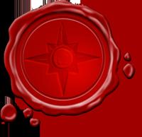 Missive cachetée du sceau de la Croisade d'Argent 57819927660994265910