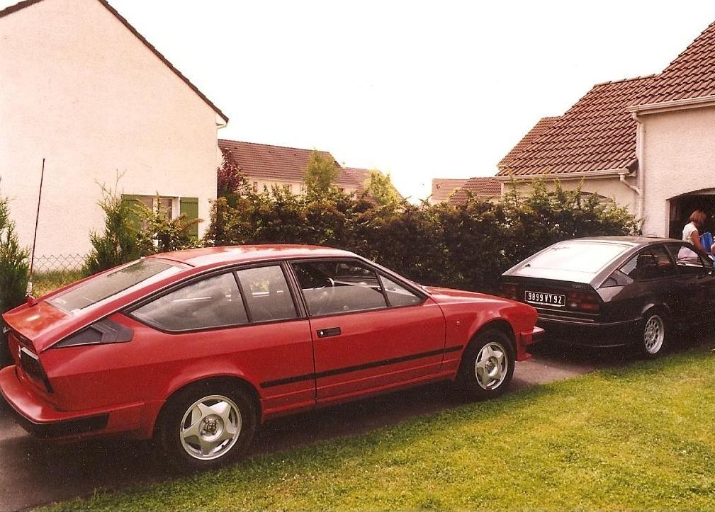 Mon GTV rouge 578346233