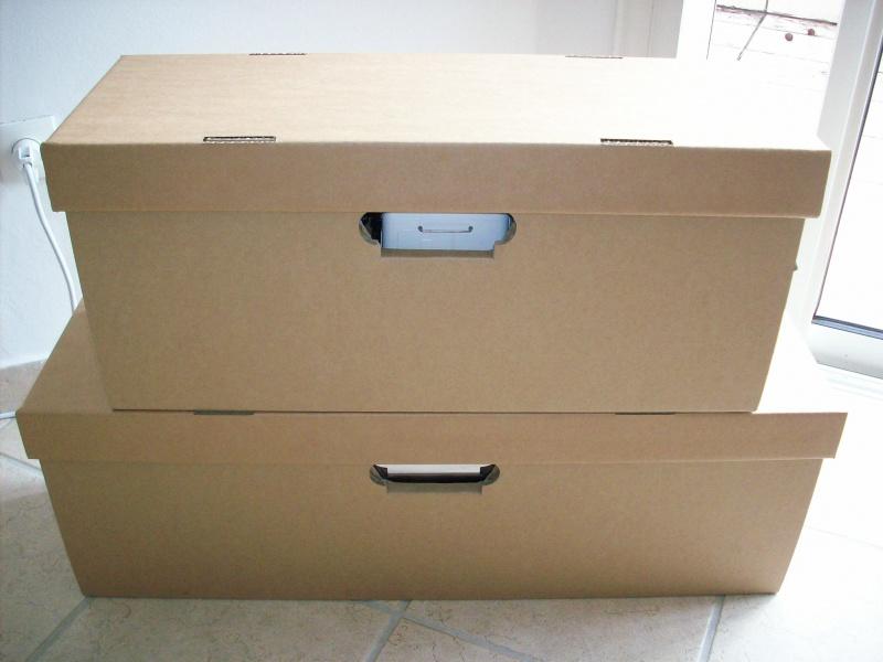 fabrication d'une caisse de transport pour le scania 5784001008919