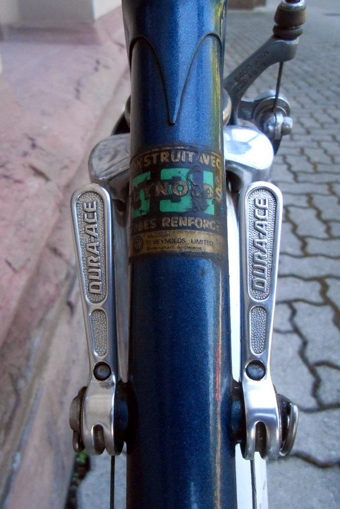 Jean-Claude Boesch, trois tubes Reynolds 578982DSCN9703