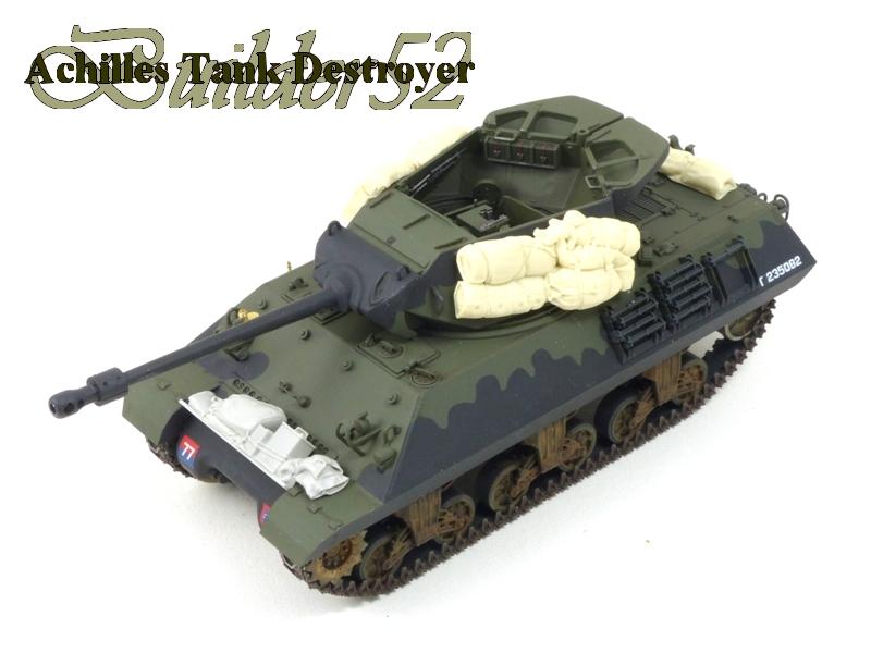 Achilles Tank Destroyer - Academy-Italeri + RB Model + set Blast 1/35 578989P1040495