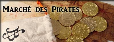 Marché des Pirates