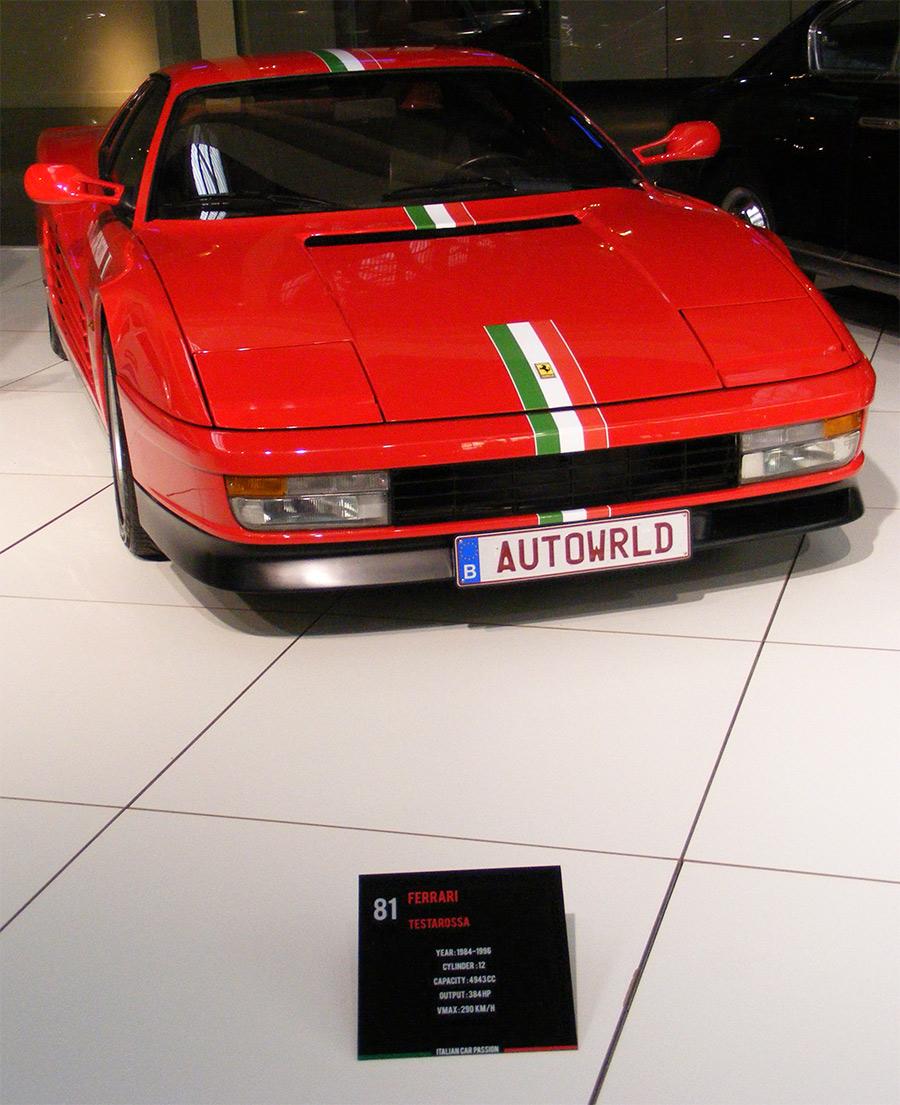 Autoworld - Italian Car Passion 579312DSCF8096z9