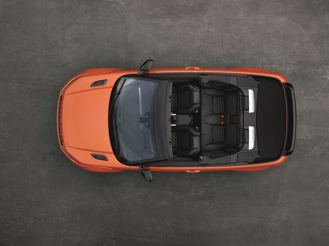 Range Rover Cabriolet, Un SUV Pour Toutes Les Saisons 579987RREVQConvertibleStatic09111505