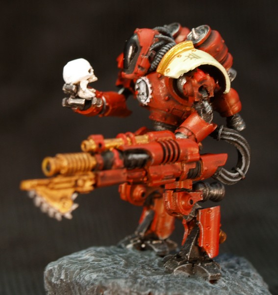 Vitrine de Phil54 - Nains Warhammer 580099MechanicumTroupe12