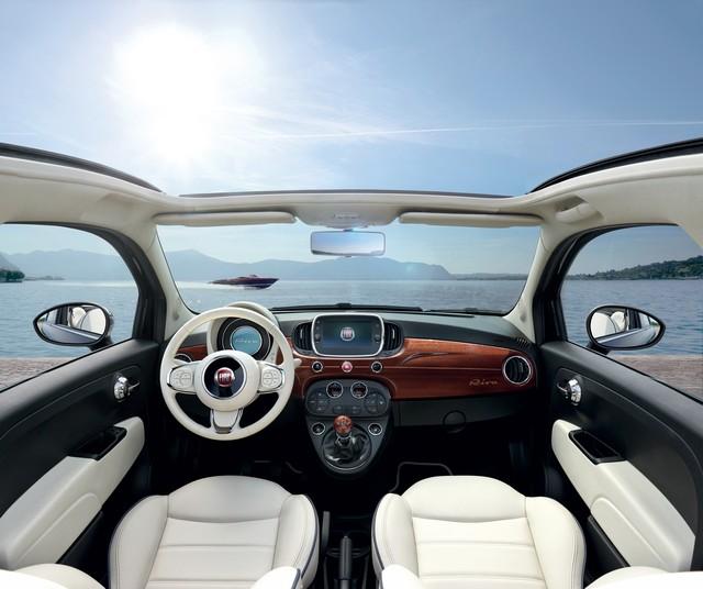 Commercialisation de la nouvelle Fiat 500 Riva - Vendredi 8 Juillet 2016 580276500Riva0011FOK