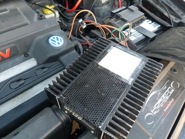 VW T3 Westfalia: double système Pioneer: ODR et Component 580328P1240833