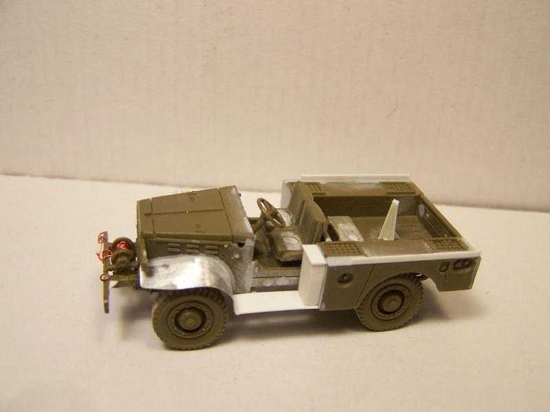 Dodge M6 anti tank Tunisie 1943 (montage terminé) 5805191005330