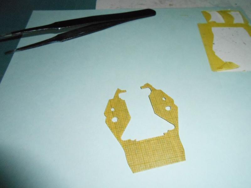 NAGATO Hasegawa 1/350- PE- Ponts en bois - Page 2 580900DSCN6495