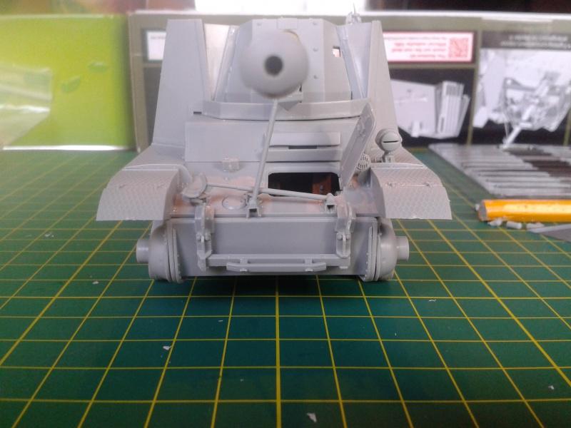 Sd.kfz 131 Marder 2 Dragon 1/35 58137120150910170738