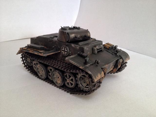 HOBBBY BOSS - Pz.Kpfw.I Ausf.F (Vk18.01)-Late 581487Panzer1fin