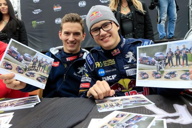 Rallycross - Rendez-vous en Argentine pour les PEUGEOT 208 WRX ! 581516wrx201610150199
