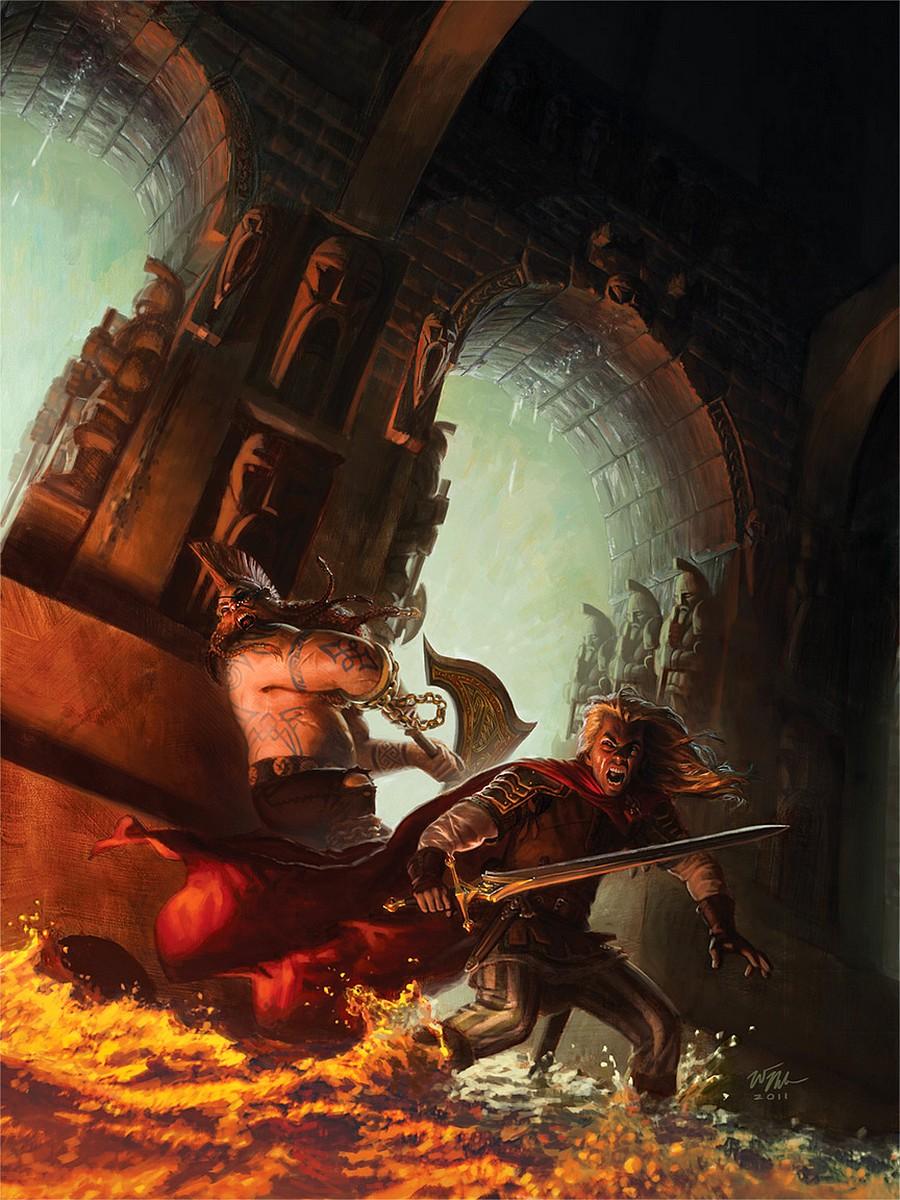 [Black Library] Gotrek & Felix : la Saga (présentation revue et augmentée) 582554GotrekandFelix4