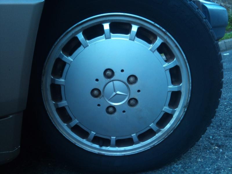 Mercedes 190 1.8 BVA, mon nouveau dailly - Page 9 582919DSC2534