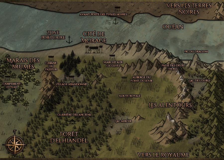 Carte des environs de la cité 583216mapfinaleMorage