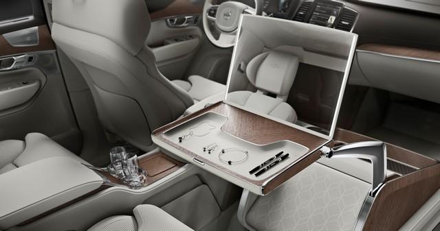 Volvo Cars a dévoilé Sa Nouvelle Lounge Console à Shanghai 583244161570VolvoXC90ExcellenceLoungeConsole