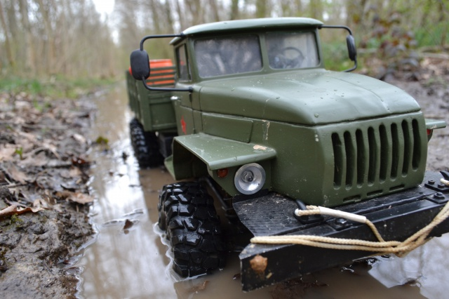 URAL 6X6 Home made - Page 5 583597DSC0850