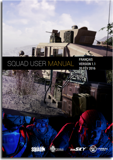 Manuel utilisateur de Squad 583746MANUELFRPortail2A
