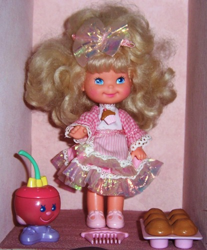 [WISHLIST DOLLYLY] Cupcakes-Mini Lalaloopsy-Cherry Merry Muffin-Polly Pocket-MLP 584019cherry1