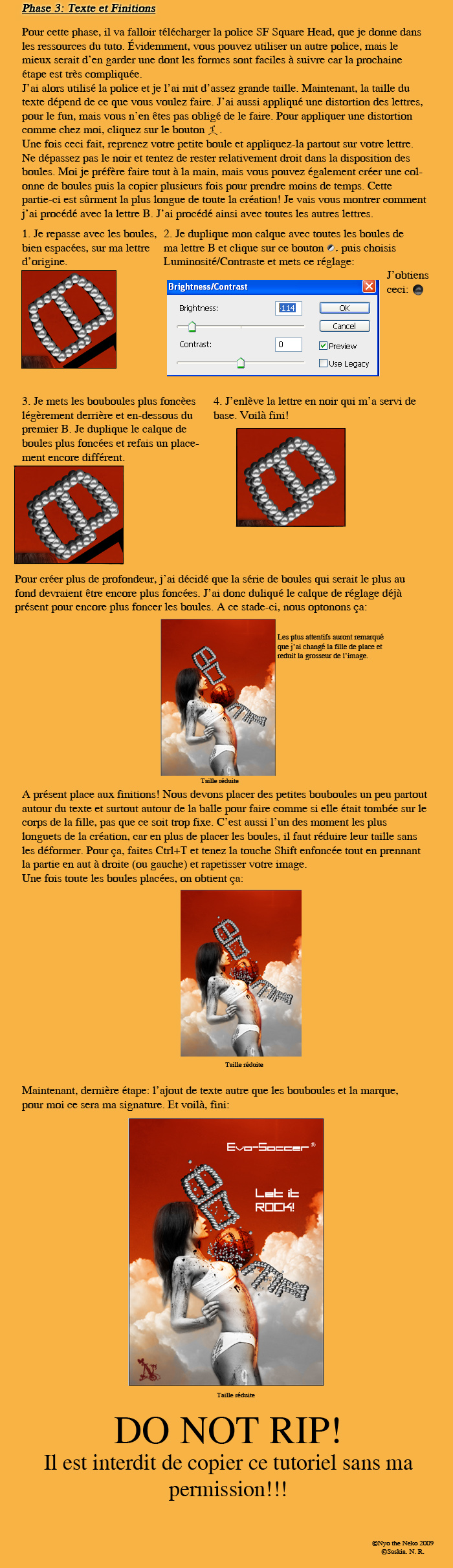 Tag photoshop sur Never Utopia - graphisme, codage et game design 584376Image3