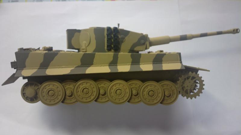 Pz.Kpfw.VI Ausf.E TIGER I ; DRAGON 1/35. 584806201408312685