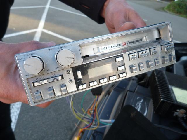 VW T3 Westfalia: double système Pioneer: ODR et Component 585258P1240835
