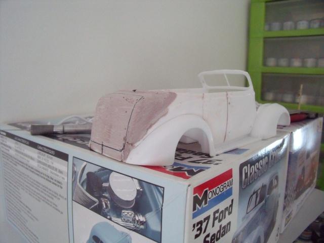 Ford '37.La Beatnik Car du gendarme en balade. 585434DSCF57131