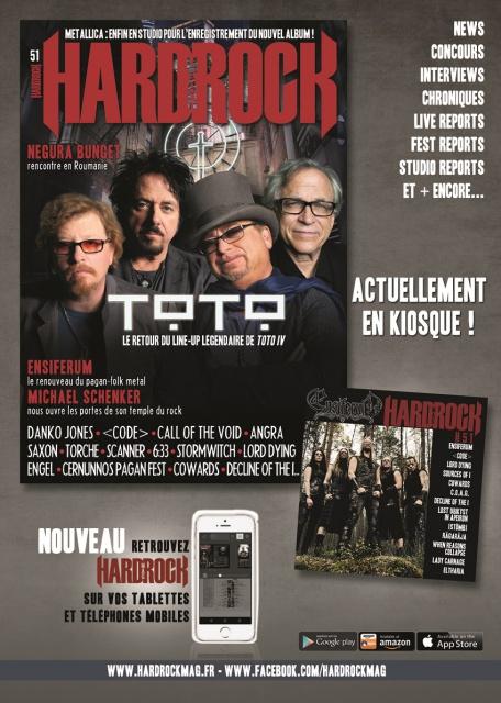 Hard Rock mag #51 (Toto en couv') 585644HRMpub51