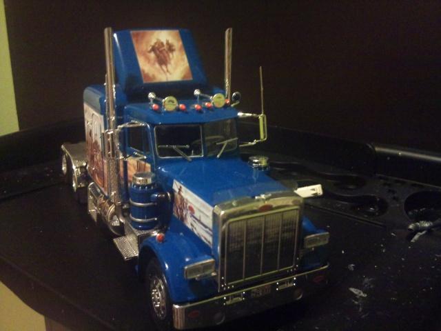 "Camion US Peterbilt 353 ""Western Life"" 1/24 de Crevetton33 58582420130718020321"