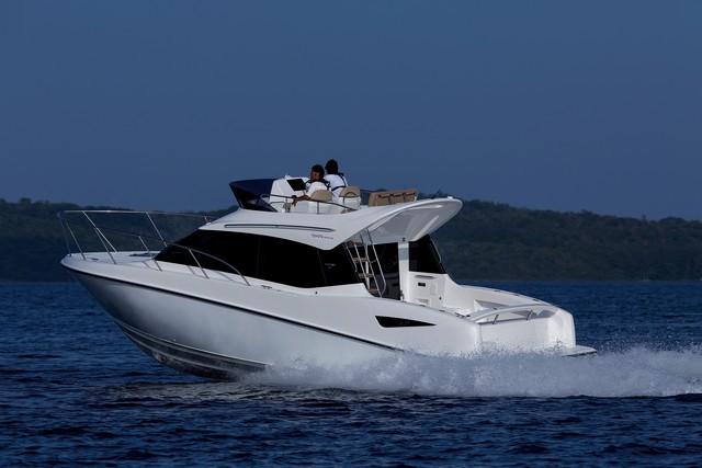 Toyota lance un nouveau bateau de plaisance, le Ponam-31 585862201410100109