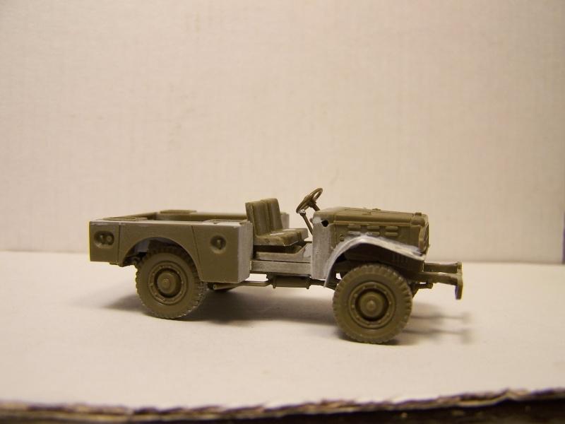 Dodge M6 anti tank Tunisie 1943 (montage terminé) 5859321005324