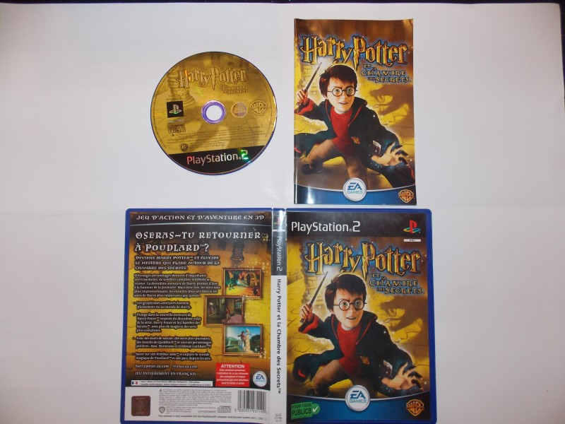 Harry Potter et la Chambre des Secrets 586478Playstation2HarryPotteretlachambredesSecrets