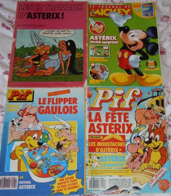 [Collection] Asterix et Cie 58716793q