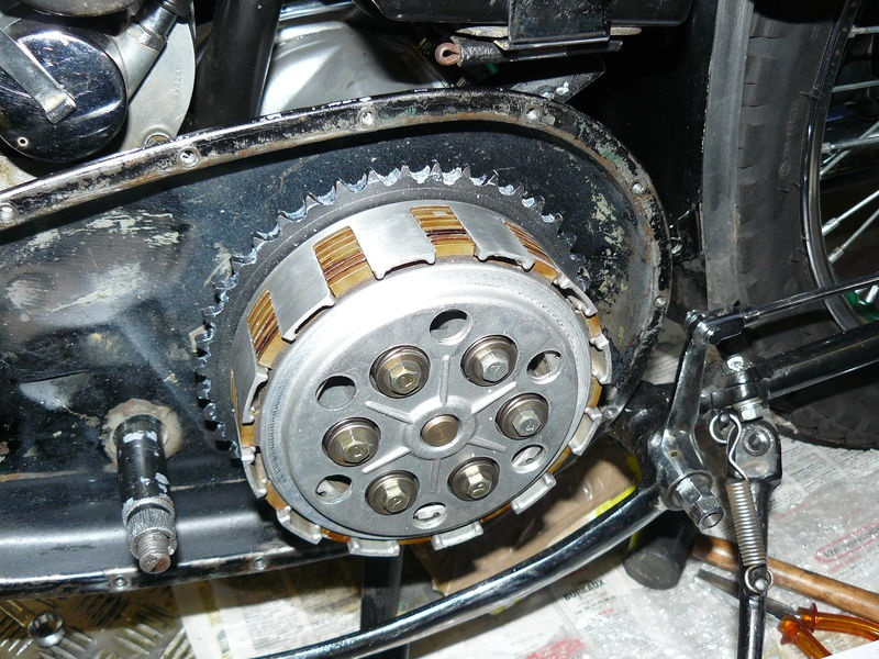Montage embrayage Suzuki ! 58722036960989
